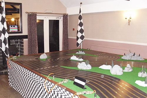 Giant Six Lane Scalextric gallery 3