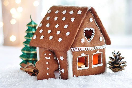 Gingerbread House gallery 1