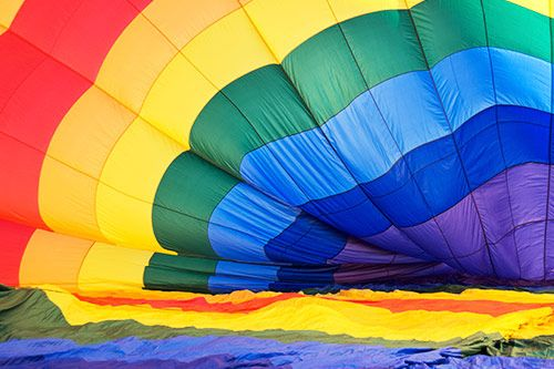 Human Parachute gallery 2