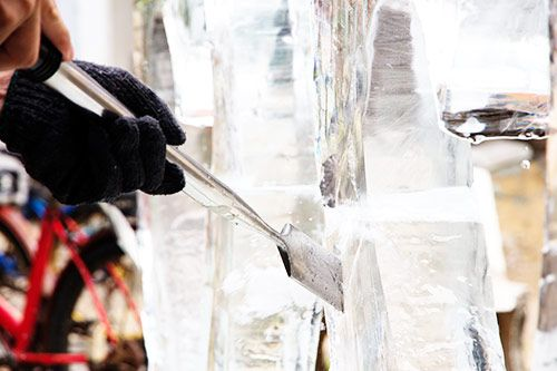 Ice Sculpting Team Building Events gallery 3