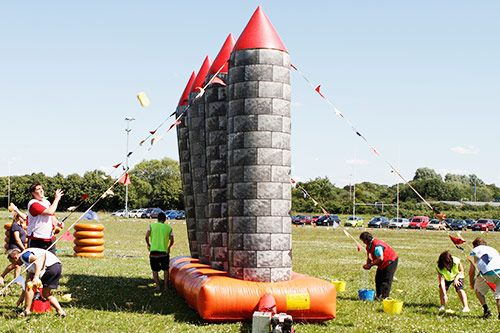 It's a Knockout Team Building Event gallery 3