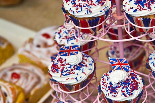 Olympic Cupcake Decorating gallery 2