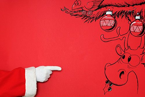 Santa's Sketch Show gallery 2