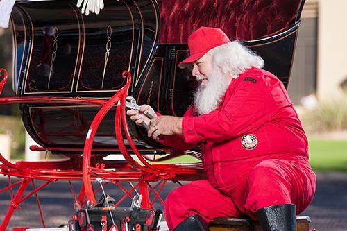 Santa's Sleighbox Derby gallery 2