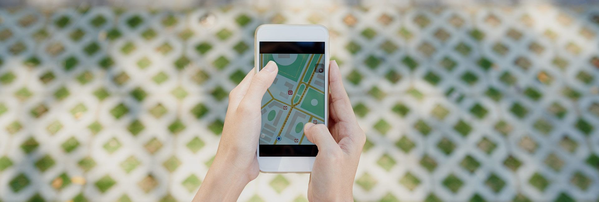 smart phone treasure hunt