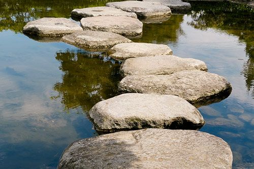 Stepping Stones for Team Building gallery 1