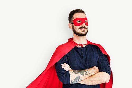 Superhero Quiz for Team Building gallery 1