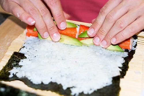 Sushi Making gallery 1