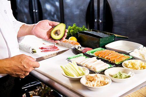 Sushi Making gallery 2