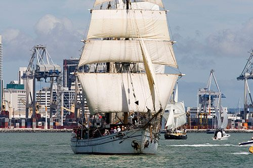 Tall Ship Team Building gallery 2