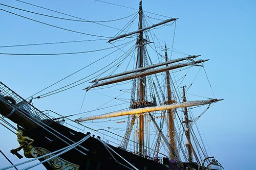 Tall Ship Team Building gallery 3