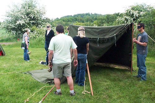 Outdoor Team Work Challenges & Events UK gallery 2