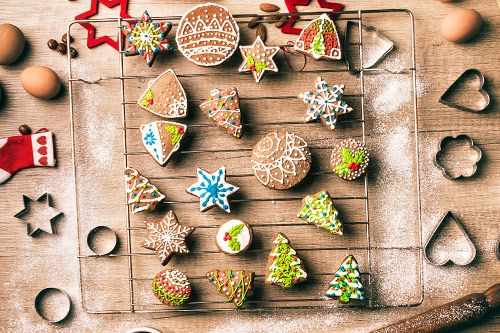 The Christmas Baking Challenge gallery 3