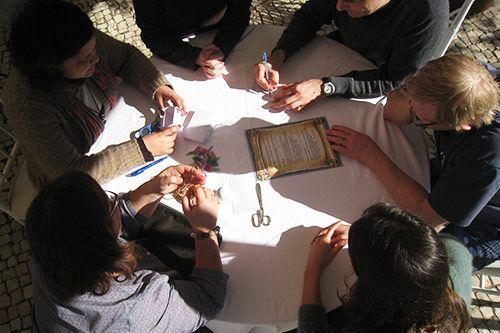 Treasure Hunt Team Building Activities gallery 1