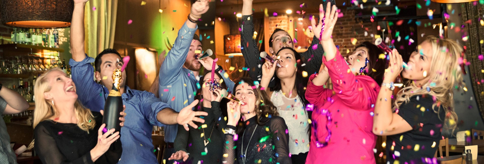 make your venue christmas party perfect